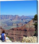 Grand Canyon 14 Canvas Print