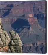 Grand Canyon 3 Canvas Print