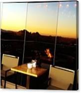 Grand Canyon And Phoenix 046 Canvas Print