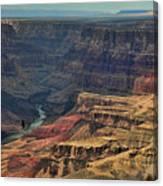 Grand Canyon Colorado River II Canvas Print