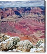 Grand Canyon In Arizona Canvas Print