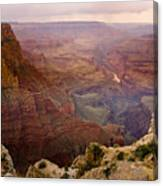 Grand Canyon In The Spring Canvas Print