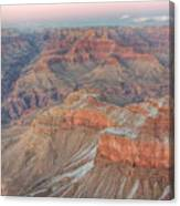 Grand Canyon Mather Point II Canvas Print