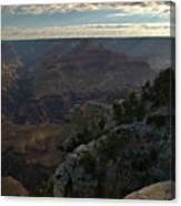 Grand Canyon Monring Canvas Print