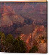 Grand Canyon Morning Light Canvas Print