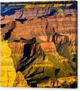 Grand Canyon Morning Light Canvas Print