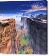 Grand Canyon Mountain . Canvas Print