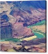 Grand Canyon Series 4 Canvas Print
