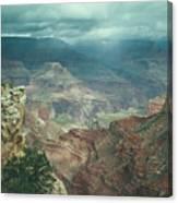 Grand Canyon Usa Canvas Print