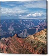 Grand Canyon View 1 Canvas Print