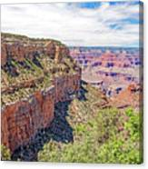 Grand Canyon, View From South Rim Canvas Print