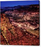 Grand Canyon Views No. 1 Canvas Print