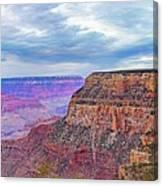 Grand Canyon Village Panorama Canvas Print