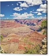 Grand Canyon Vista 14 Canvas Print