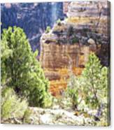 Grand Canyon16 Canvas Print