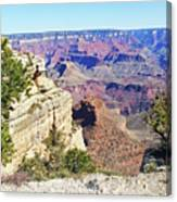 Grand Canyon21 Canvas Print