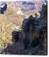 Grand Canyon5 Canvas Print