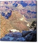 Grand Canyon8 Canvas Print