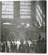 Grand Central Station, New York City, 1925 Canvas Print