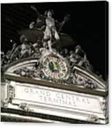 Grand Central Station New York City Canvas Print