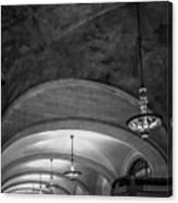 Grand Central Terminal - Arched Corridor Canvas Print
