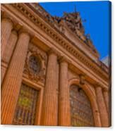 Grand Central Terminal - Chrysler Building Canvas Print