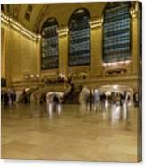Grand Central Terminal Main Floor Canvas Print