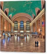 Grand Central Terminal V Canvas Print