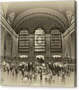 Grand Central Terminal Vintage Canvas Print