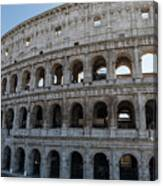 Grand Colosseum Canvas Print