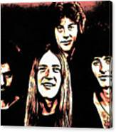 Grand Funk Canvas Print