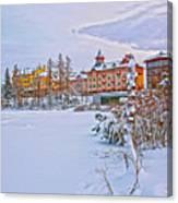 Grand Hotel Kempinski V4 Canvas Print