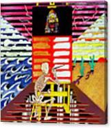 Grand Illusion Canvas Print