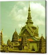 Grand Palace Canvas Print