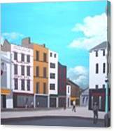 Grand Parade, Cork Canvas Print