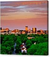 Grand Rapids Mi- 10 The Art Prize Canvas Print