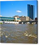 Grand Rapids Mi-6 Canvas Print