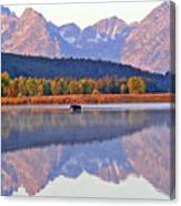 Grand Reflections Canvas Print