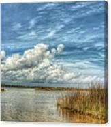 Grande Lagoon  Canvas Print