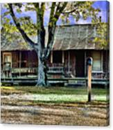Grandmas House Canvas Print