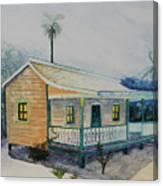 Grandma's House  Canvas Print