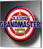 Grandmaster Canvas Print