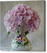 Grandmother's Vase   Canvas Print