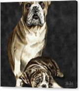 Grandson Of Sampson 2 Canvas Print