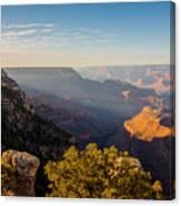 Grandview Sunset - Grand Canyon National Park - Arizona Canvas Print