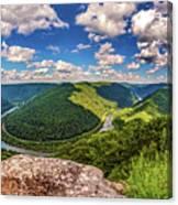 Grandview West Virginia Canvas Print