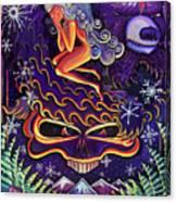 Grateful Nights Canvas Print