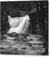 Gray Eagle Falls Canvas Print