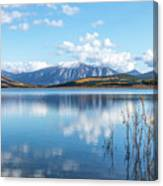 Grayling Bay Canvas Print
