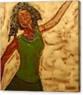 Great Change - Tile Canvas Print